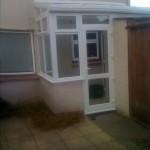 Lean to porch